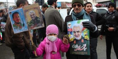 فجر سلیمانی در بندرگز /گزارش تصویری