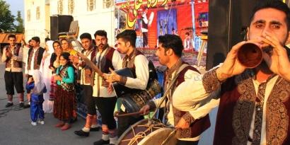 جشنواره هلی نوکنده / گزارش تصویری