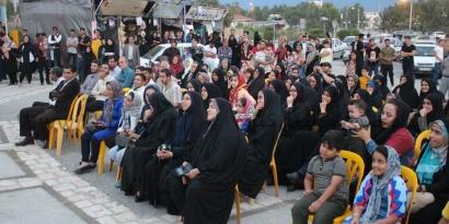 افتتاح پایگاه شادی تابستانه در ساحل بندرگز / گزارش تصویری