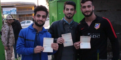 یازدهمین انتخابات مجلس در شهرستان بندرگز + تصاویر
