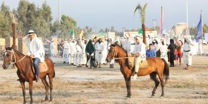 نمایش واقعه غدیر در ساحل بندرگز / گزارش تصویری